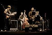Jazzová kapela — Stock fotografie