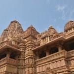 Lakshmana Temple at Khajuraho AD 930-950 — Stock Photo #22176231