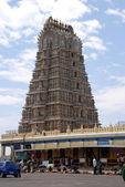 Chamundeshwari templo mysore — Foto de Stock