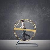 Concepto de rutina diaria — Foto de Stock
