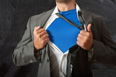 Super teacher — Stock Photo