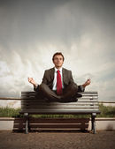 Relax elevation — Stock Photo