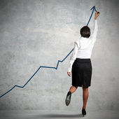 Statistieken — Stockfoto