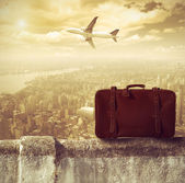 旅行 — 图库照片