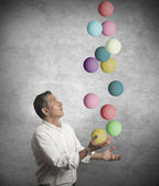 Difficulty in business — Stock Photo