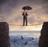 Conceito de seguro — Foto Stock