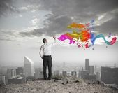 创意商业 — 图库照片