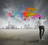 Creative business — Foto de Stock