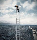 Op zoek naar baan — Stockfoto