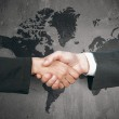 Business-Welt-handshake — Stockfoto #22551777