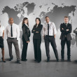 Business-Team — Stockfoto #22734449