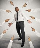 被告人の実業家 — ストック写真