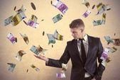 Earn money — Stock Photo