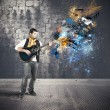 Guitarist — Stock Photo #26647875