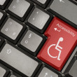 Stock Photo: Internet accessibility concept