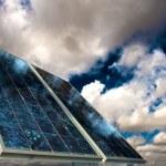 Solar panel — Stock Photo #29935743
