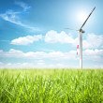 Clean energy concept — Stock Photo