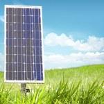 Solar panel — Stock Photo #29936189