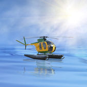 Helicopter — Photo