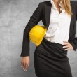 Woman at work — Stock Photo #30369689