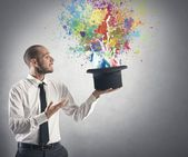 Creative business — Stock Photo