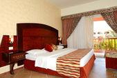 Apartment interior in the luxury hotel, Sharm el Sheikh, Egypt — Stock Photo