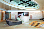 Moderne spa at de luxe hotel, kreta, griekenland — Stockfoto
