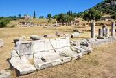 The ruins in ancient Messene (Messinia), Peloponnes, Greece — ストック写真