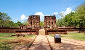 The Polonnaruwa ruins (ancient Sri Lanka's capital) — ストック写真