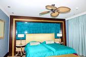 Apartment in the luxury hotel, Bodrum, Turkey — Stock Photo