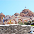 Постер, плакат: The Monastery of Archangel Michael with a part of Holy Nail from