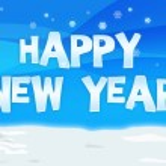 Happy new year — Stock Photo #1314369