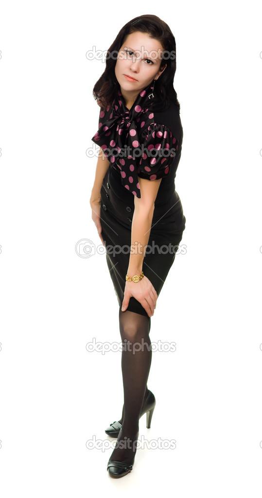 женщины наклонилась фото