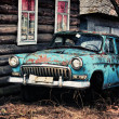 Old rusty car. — Stock Photo #35600191