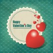 Valentine's Day vintage — Stock Vector #19694233