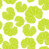 A seamless leaf pattern. — Stock Vector