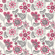 Floral seamless pattern. — Stock Vector #21078239