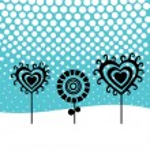 Romantic flower, Valentine's Day tree — Stock Vector #21082565
