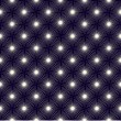 Seamless texture with stars - Stock Vector