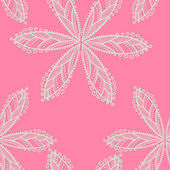 Floral seamless pattern. Bright texture with flowers — Stock Vector