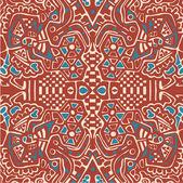 Arabesque mosaic pattern. — Stock Vector
