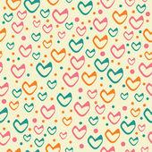 Tekstury z serca. — Wektor stockowy