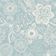 Romantic seamless pattern. — Vecteur #21629001