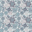 Romantic seamless pattern. — Stock Vector