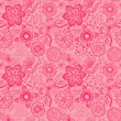 Romantic seamless pattern. — Vettoriale Stock