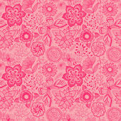 Romantic seamless pattern. — Stockvektor