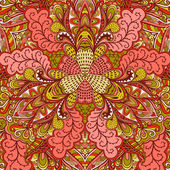 Ornamental lace pattern — Vector de stock
