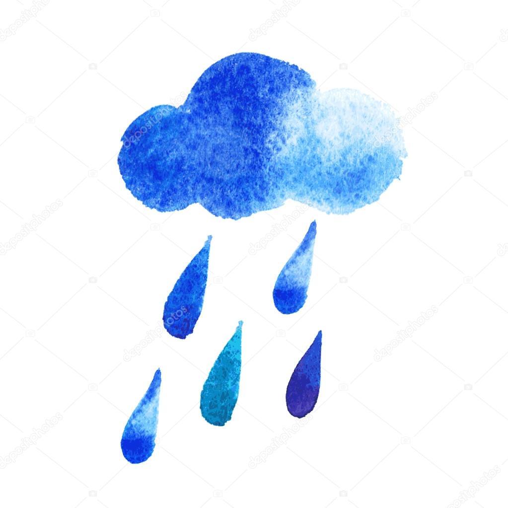 google clip art rain drop