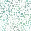 Vector floral background — Stockvektor