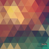 Pattern of geometric shapes.Texture with flow of spectrum effect. Geometric background. Copy that square to the side, the resulting image can be repeated, or tiled, without visible seams. — Vecteur